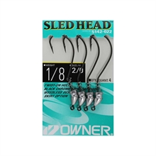 FISH HEAD OWNER SLED HEAD 5142